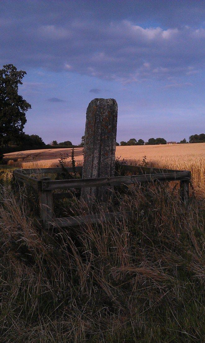 Sanctuary Stones, near Beverley, East Yorkshire