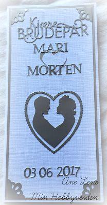 Min hobbyverden: En god kollega har giftet seg