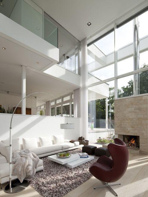 Moderne Wohnzimmer   Ideen, Design, Bilder U0026 Beispiele