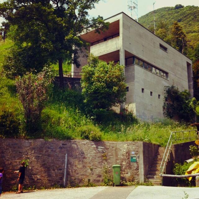 Luigi Snozzi - Casa Kalman, 1976