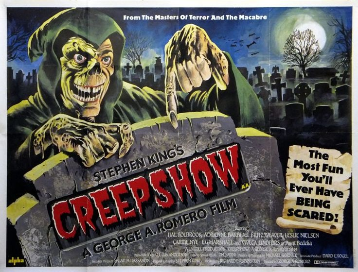 100 best images about creepshow poster amp fan art on
