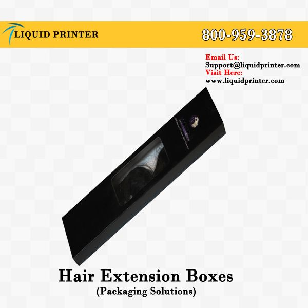 Here you can fine #HairExtensionBoxes with quality printing service.