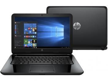 "Notebook HP 14-ap020 Intel Core i3 - 4GB 500GB LED 14"" Windows 10"