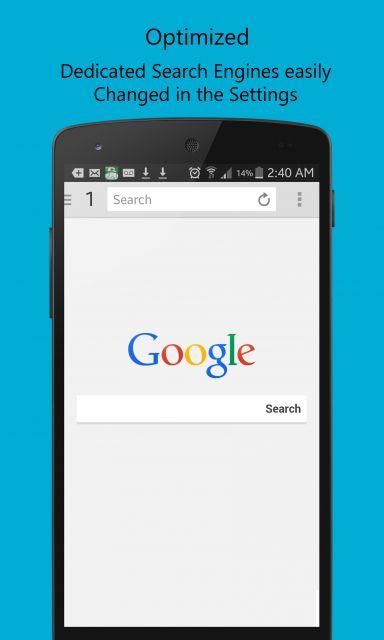ApkDriver - Latest Android Apps,Games and News: Spartan Browser v3.2.0.1d apk