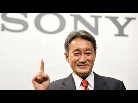 Sony's CEO Kaz Hirai Steps Down - Big Changes At Sony