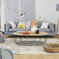 The 25+ Best Sessel Skandinavisch Ideas On Pinterest | Esszimmer ... Skandinavisch Wohnen Wohnzimmer