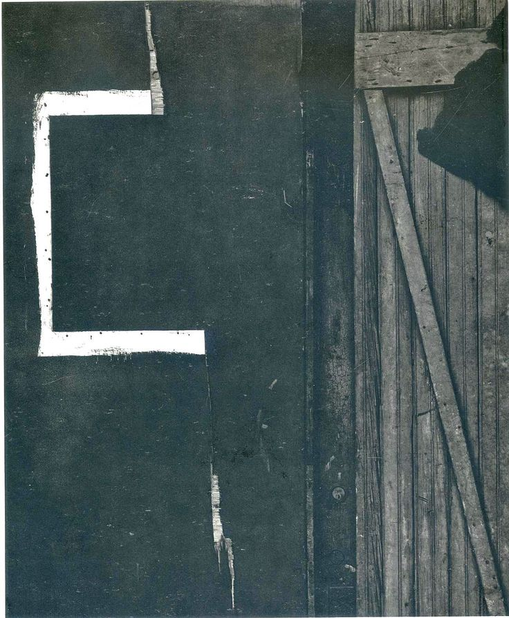 Thoughts on Photography: Aaron Siskind