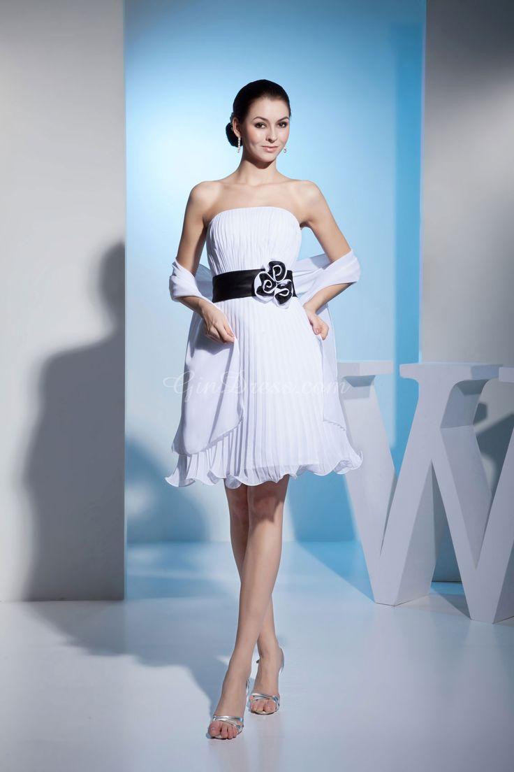 Colorful White Prom Dress Under 100 Illustration - All Wedding ...