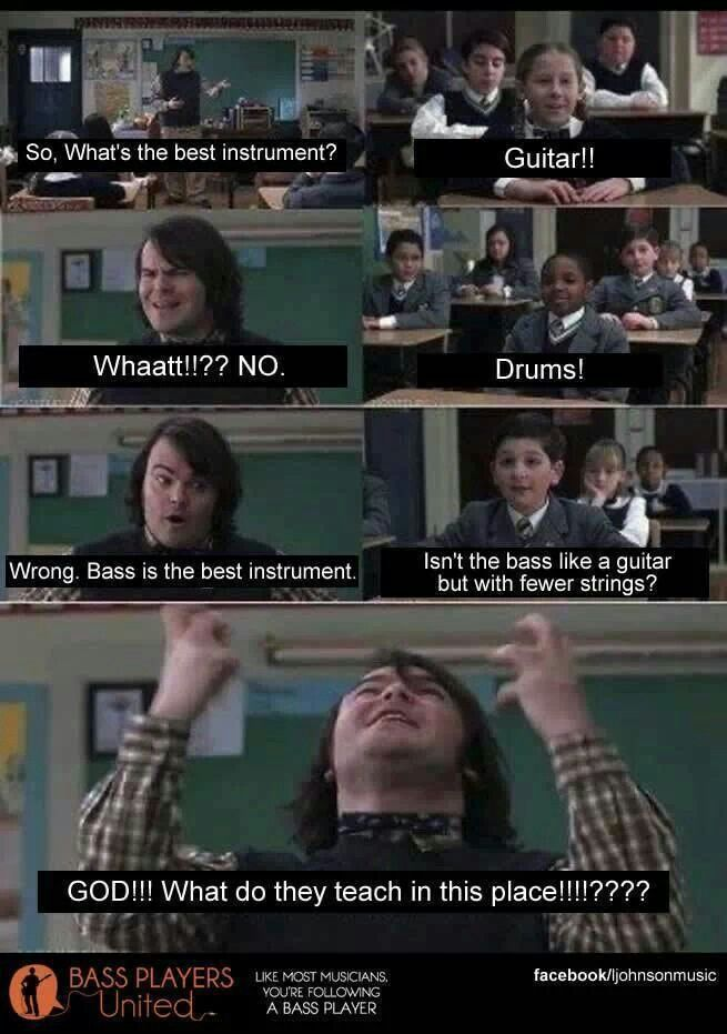 Memes School Rock 2016