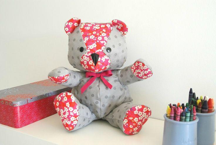 >>DIY >> The Teddy Bear