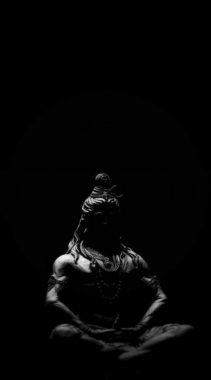Pin By Shahin On Black White Lord Shiva Shiva Wallpaper Lord