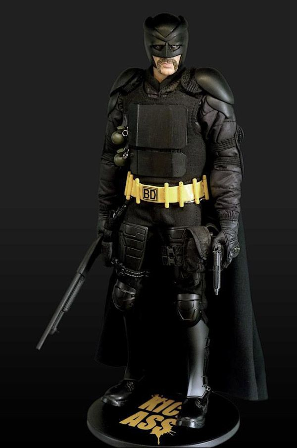 Coolest Batman Toys : Best images about one six collect kitbash customize