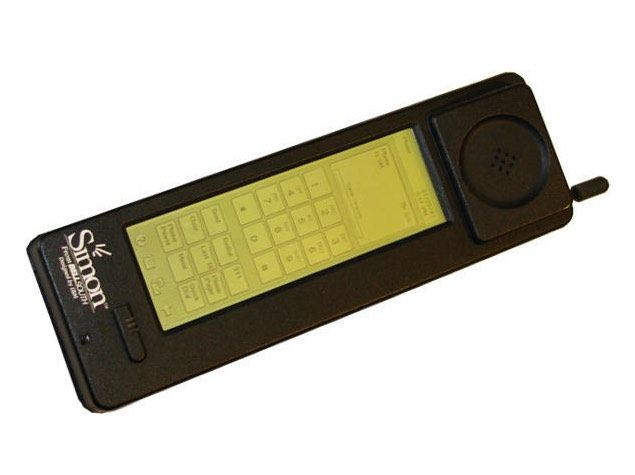 20 years since the World's First Smartphone Simon was made