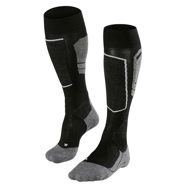 FALKE SK4 MEN Skiing Socks - black-mix
