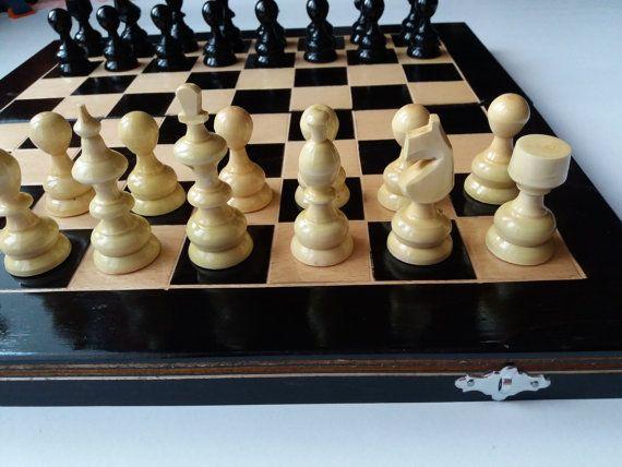 Juego de ajedrez negro nuevo, damas, backgammon, pieza de ajedrez de madera, caja del tablero de ajedrez de 38x38cm, juego de ajedrez de madera, damas, juego educativo, regalo