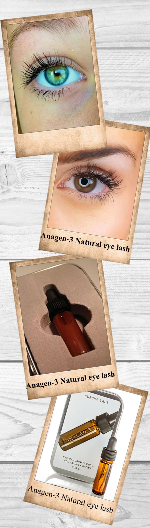 Our unique 100% natural peptide formula promotes rapid lash growth. As a result of our lash formula your existing lashes will lengthen while new lashes regrow at the same time, producing visibly dramatic results. We guarantee it!