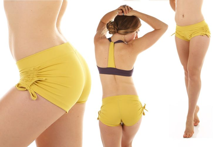 New!! Feel pretty in Lemondrop Lucia shorts, $36. http ...
