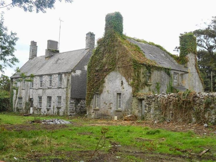 Wreck of the week: Country mansion with land, Anglesey