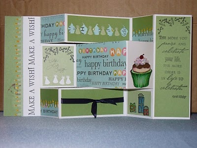 Unique Birthday Cards Diy ~ Best tri shutter cards images tri fold cards
