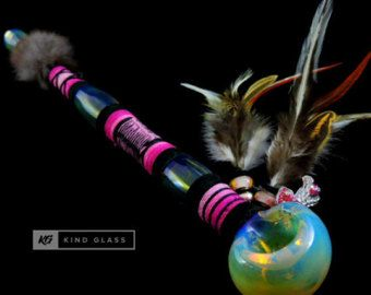 Glass Pipes, Glass Smoking Pipe, Smoking Bowl, Girly Pipe, Cute Pipe, Tobacco Pipes, Pipes for Smoking, Peace Pipe, Unique Pipe, Pink Pipe