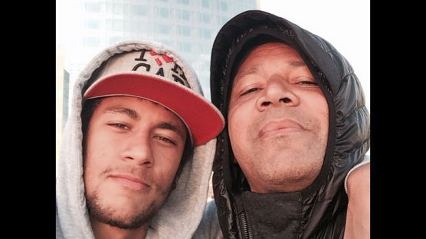 Caso Neymar: �Su precio inclu�a una org�a para su padre�