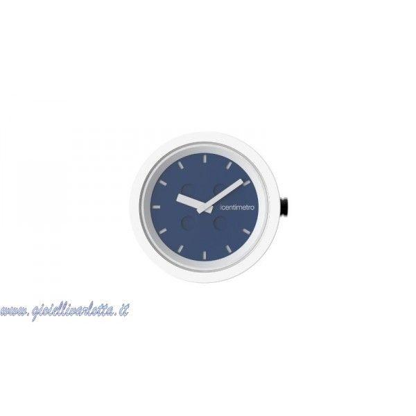 #IlCentimetro #Orologio #Bianco e #Blu Unisex #TimePlug #Navy #Blue #Shopping #ONLINE http://www.gioiellivarlotta.it/product.php?id_product=1415