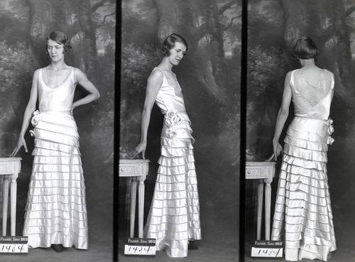Callot Soeurs Dresses | Face-Dos-Profil: Paris exhibit unearths rare archival fashion ephemera ...