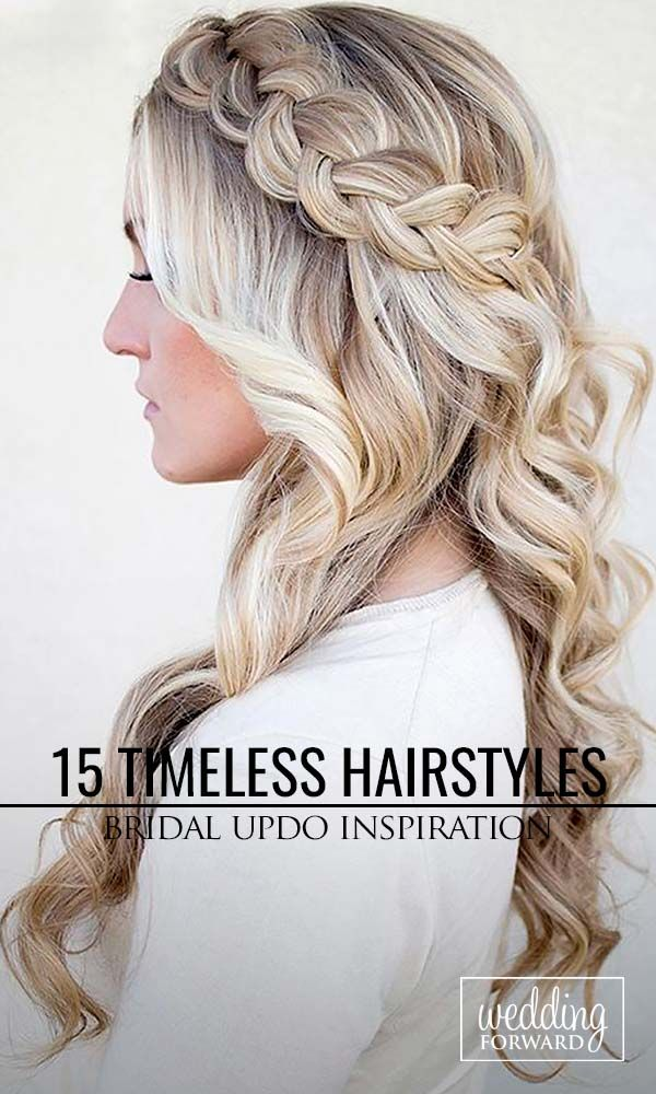 25 best ideas about Simple elegant hairstyles on