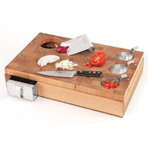 Workbench cutting board $300: Kitchens, Cutting Boards, Idea, Kitchen Dining, Stone Workbench, Things, Stones, Curtis Stone