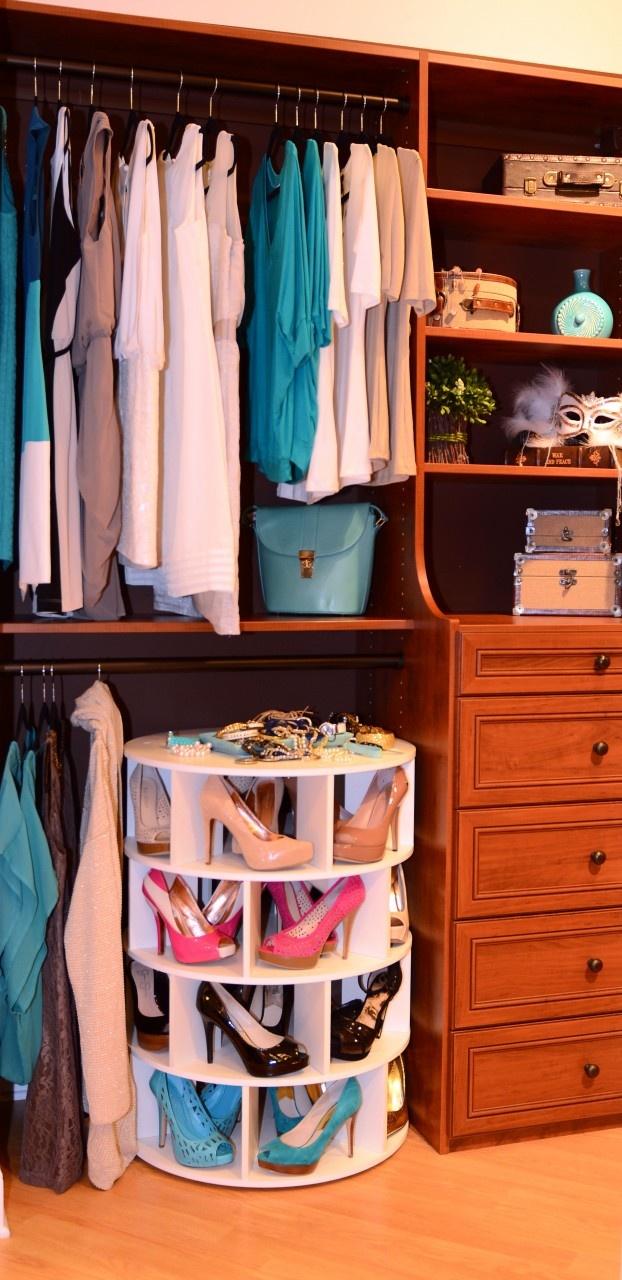 top 25 best lazy susan shoe rack ideas on pinterest shoe racks for closets rotating shoe. Black Bedroom Furniture Sets. Home Design Ideas