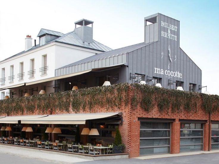 Ma Cocotte, Saint-Ouen, 2012 - Philippe Starck