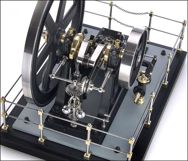 McOnie´s Oscillating Engine
