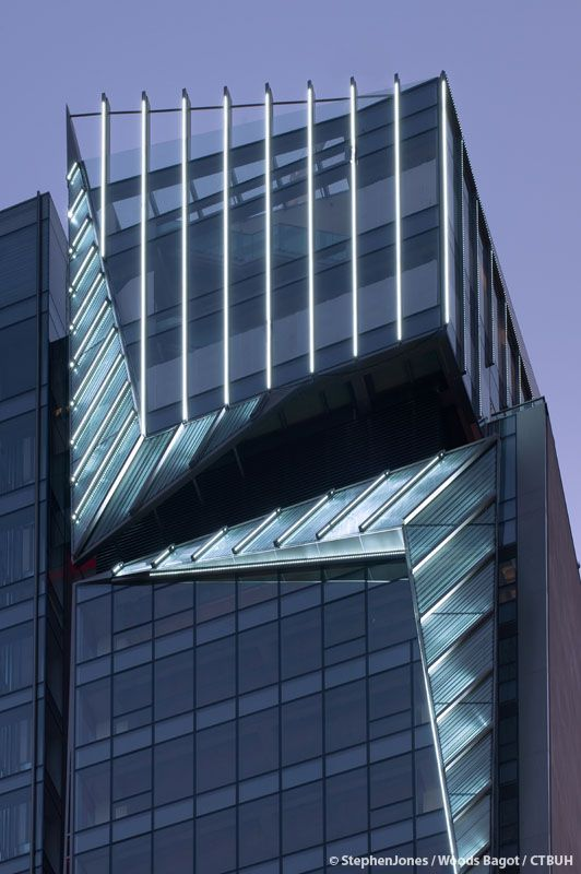 Cubus building hong kong designed by woods bagot for Cube suites istanbul