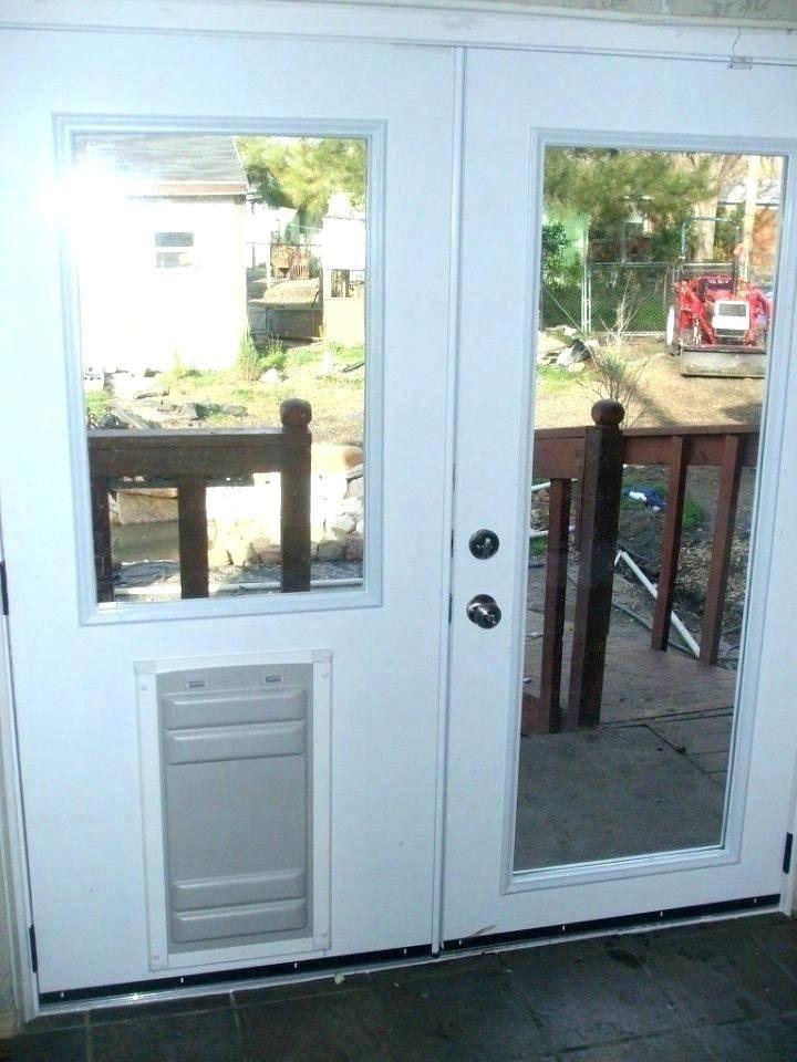 Sliding Door Dog Doors Glass For Recommendations Doggie Lowes French Doors Exterior Door Styles Large Dog Door