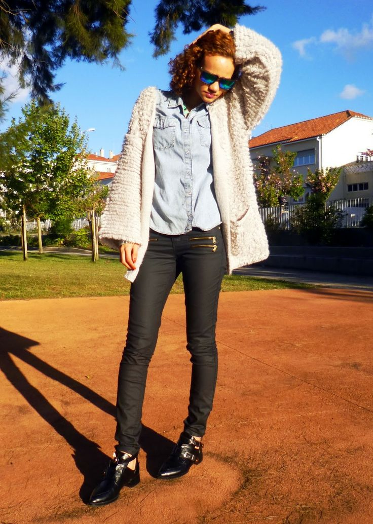 OUTFIT | WHEN THE SUN GOES DOWN