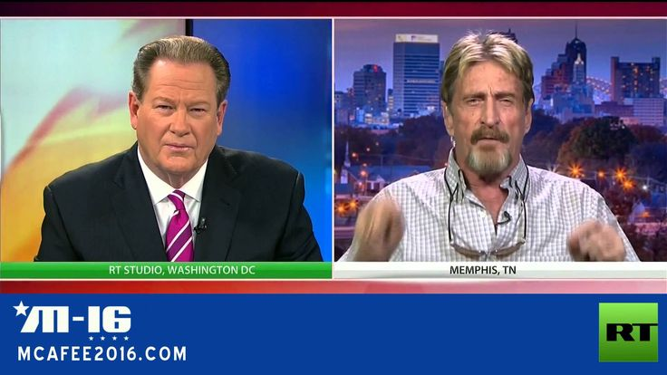 John McAfee says he can hack an iPhone within half an hour and also, accused FBI for deciving people saying that FBI already knows the trick