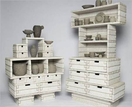 62 best images about paper mache on pinterest for Paper mache furniture ideas