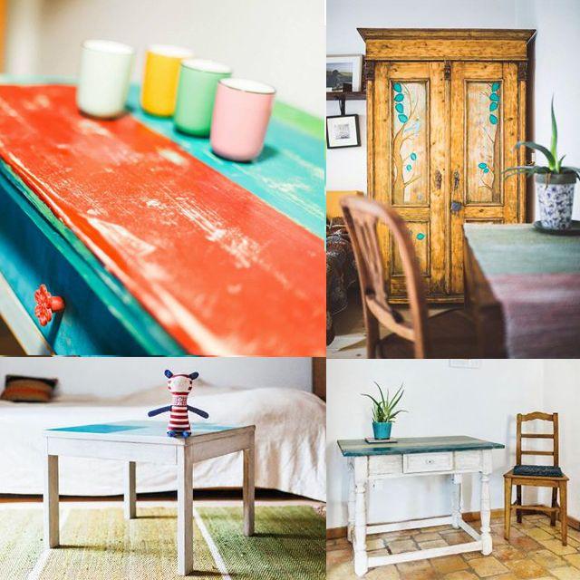 Eisenbeck: felújított bútorok - kép: Eisenbeck