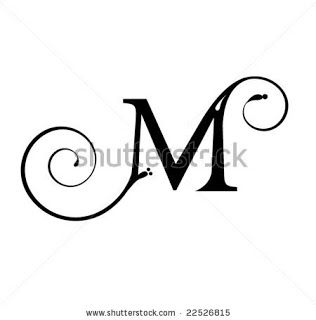 Letter M tattoos design images | Like Tattoo