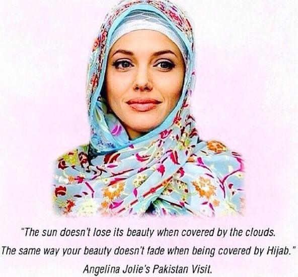Golden words by Angelina Jolie. #Respect pic.twitter.com/hugezd9aIS