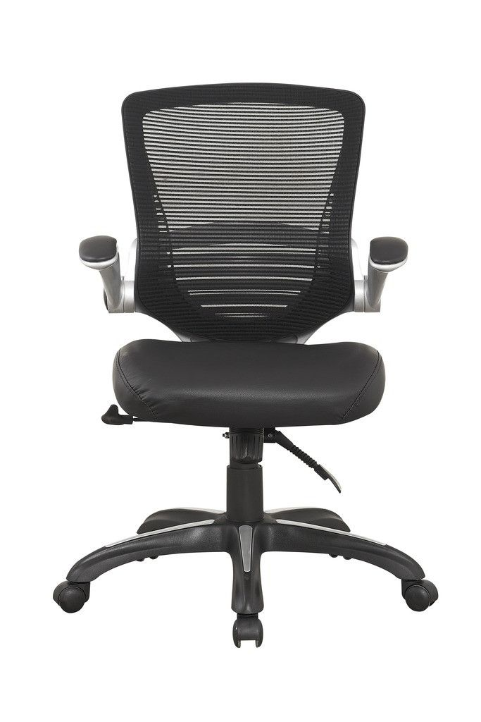 The Manhattan Comfort Walden Office Chair combines futuristic design with cutting-edge technology to produce the ultimate in functional office style.The Walden is available in two types of material: a