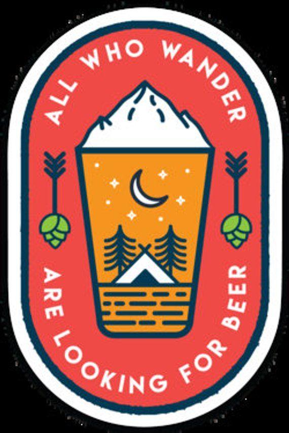 """HOUSE BEER die cut 4/"""" logo STICKER decal craft beer brewery brewing"""