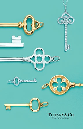 Tiffany keys..