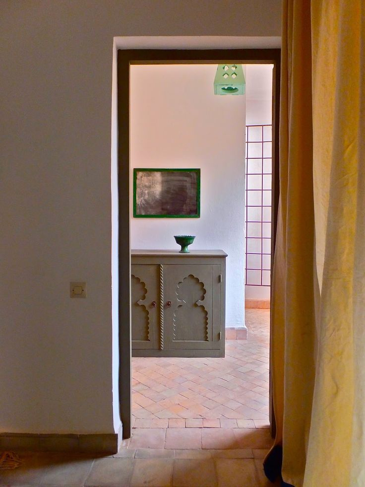 Through the French eye of design: TAROUDANT MOROCCO THE COLORS OF A FRENCH DESIGNER'S HOUSE