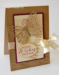 Stampin' Up! UK Order Online 24/7 - Julie Kettlewell: Butterfly Basics back in business