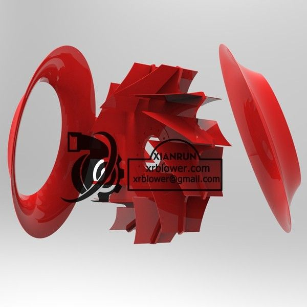 centrifugal fan impeller, industrial fans and blowers