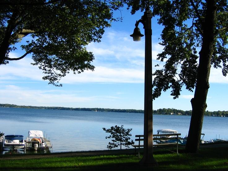 Lake Maxinkuckee, Culver, Indiana