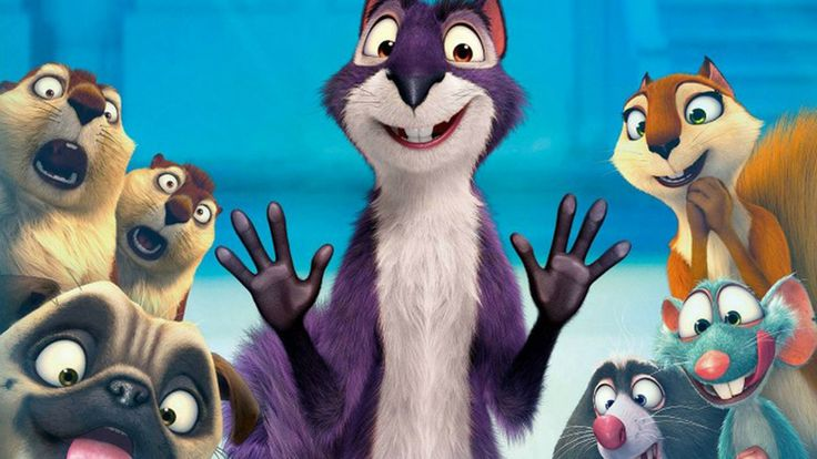 Watch The Nut Job (2014) Full Movie for Free