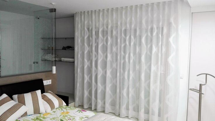 #confección de cortinas en #valencia, onda perfecta. www.navarrovalera.com