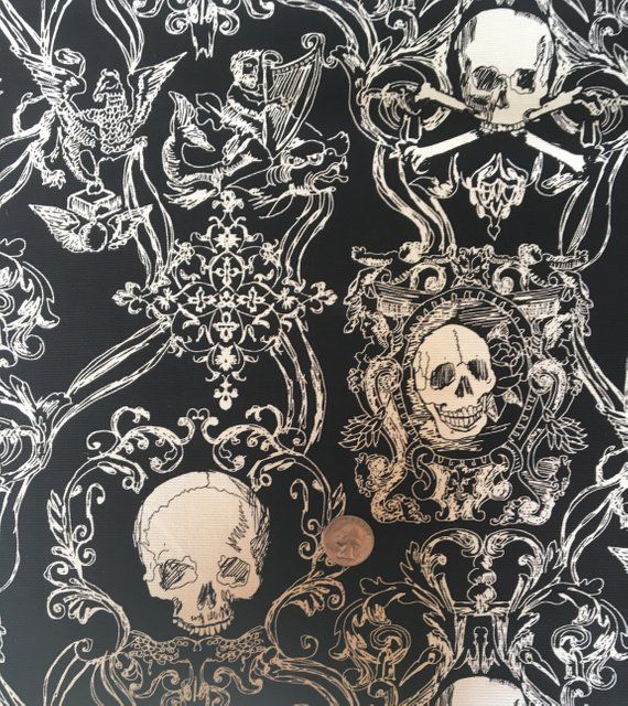 Skull Upholstery Fabric Alexander Henry Fabric Home Fashion By
